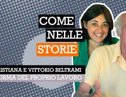 Cristiana Beltrami e Vittorio Beltrami